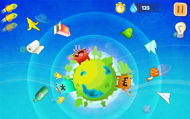Hra Garbage Gobblers získala prvé ocenenie. Učí ako triediť odpad