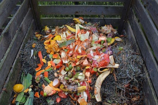 kompost, kompostovanie