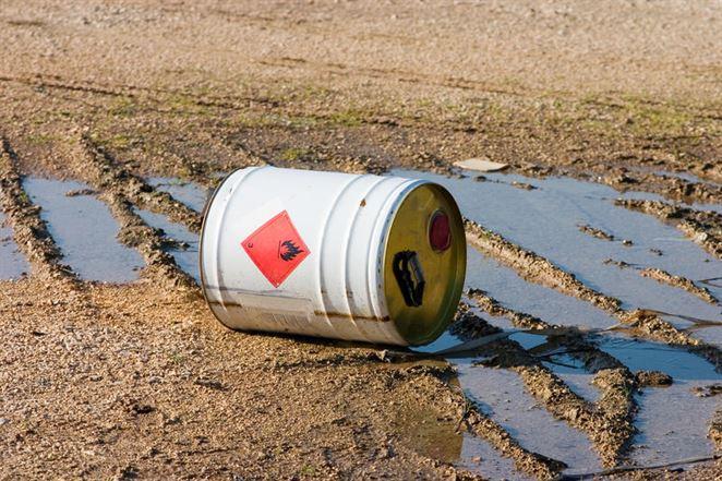 Množstvo nebezpečného odpadu na Slovensku kleslo