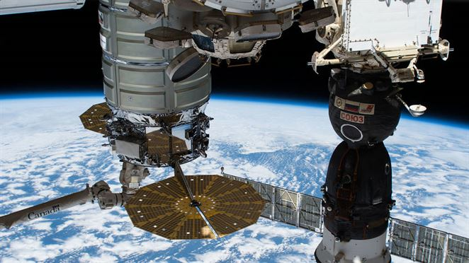 NASA spúšťa recykláciu na Medzinárodnej vesmírnej stanici