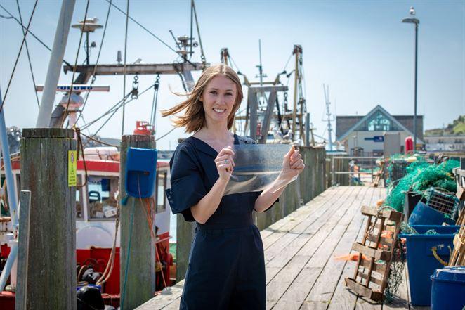 Na svete je nový kompostovateľný bioplast z rybieho odpadu a rias