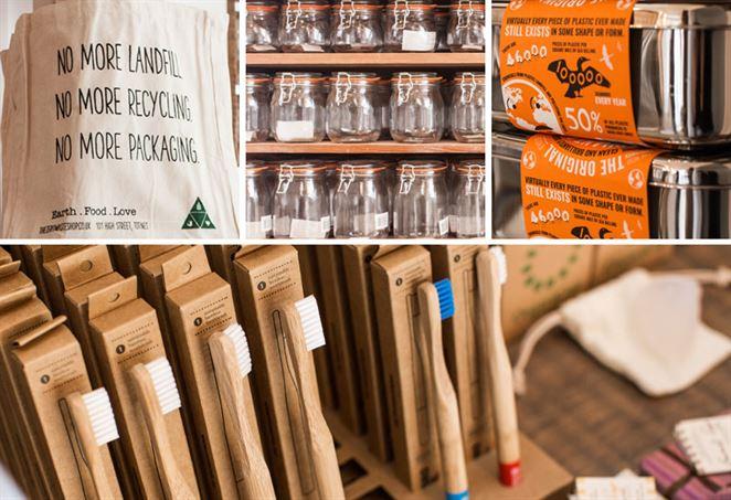 Bezobalový obchod vznikol už aj vo Veľkej Británii. Zero waste je trend