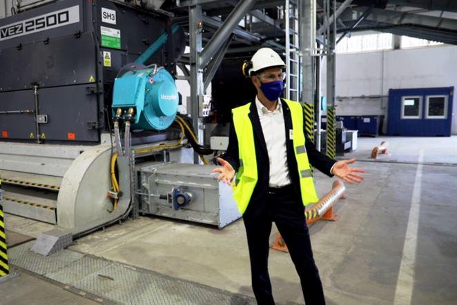 VIDEO: Sulík, Smatana, Mackovič a Číž o energetickom zhodnocovaní odpadu a TAP