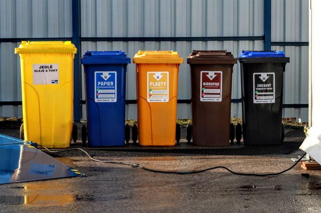 Komunálny odpad, komunálne odpady