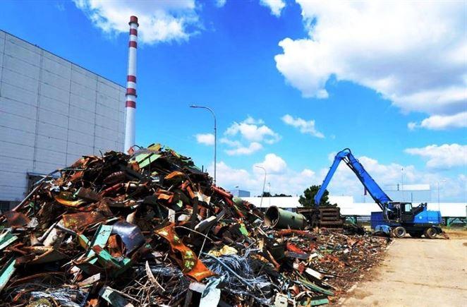 JAVYS od začiatku roka zhodnotila kovový odpad v objeme desiatok ton