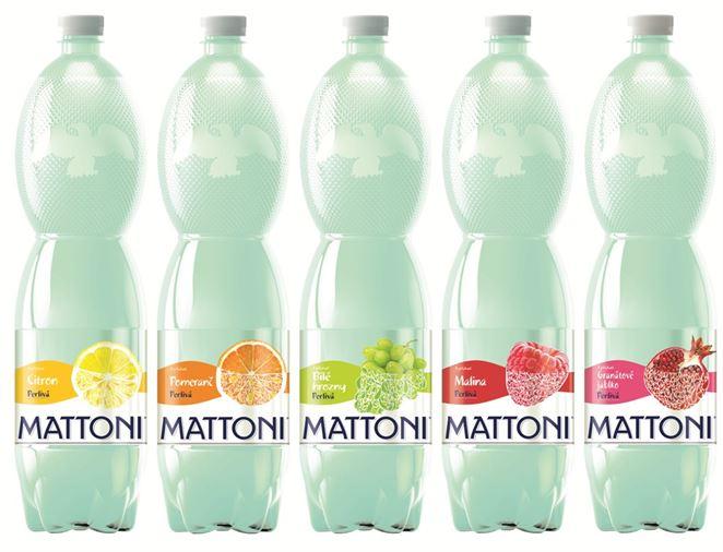 Mattoni mení dizajn plastových fliaš, chce tak uľahčiť ich recykláciu