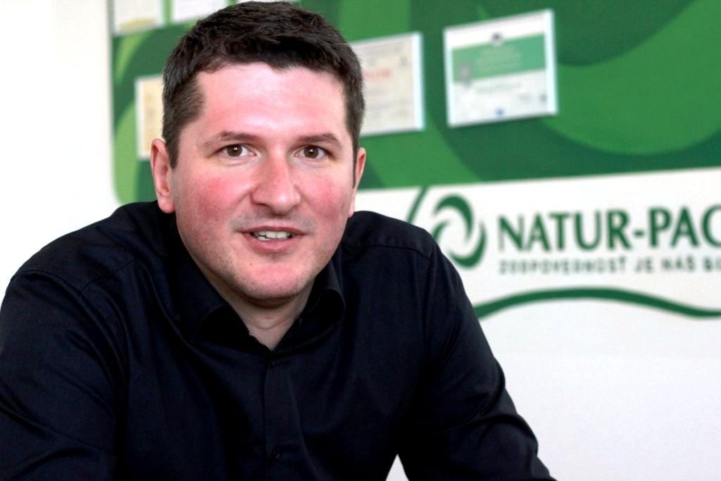Michal Sebíň: NATUR-PACK ciele odpadového hospodárstva plní