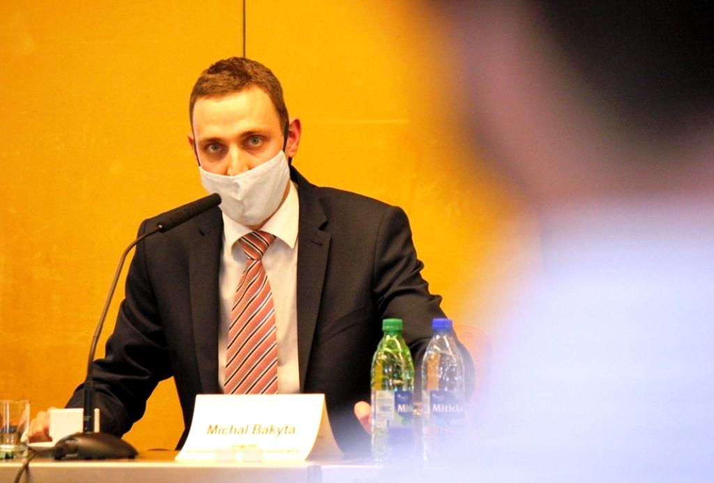 Michal Bakyta: Som za transparentné účty OZV a zberových spoločností