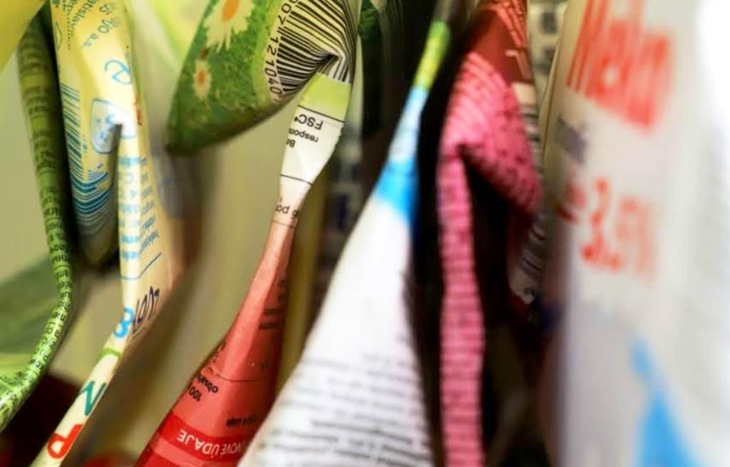Výrobcovia tetrapakov sľubujú plne recyklované a recyklovateľné obaly do roku 2030