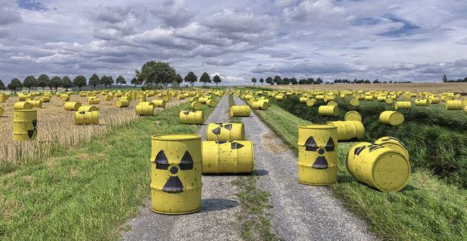 Laserom na likvidáciu rádioaktívneho odpadu