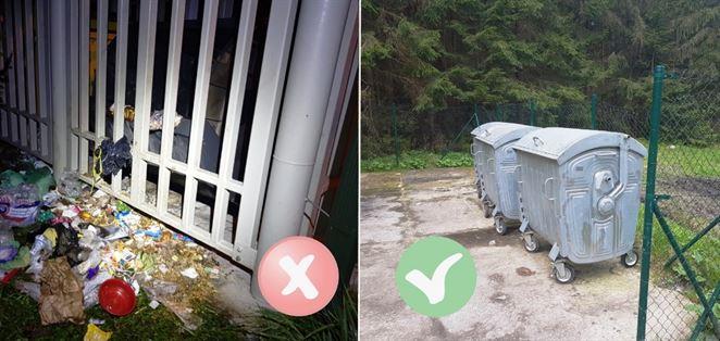 Štátni ochranári opäť vyzývajú mesto Vysoké Tatry na zabezpečenie komunálneho odpadu