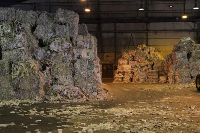 Recyklovaný papier sa v papierenstve používa stále častejšie