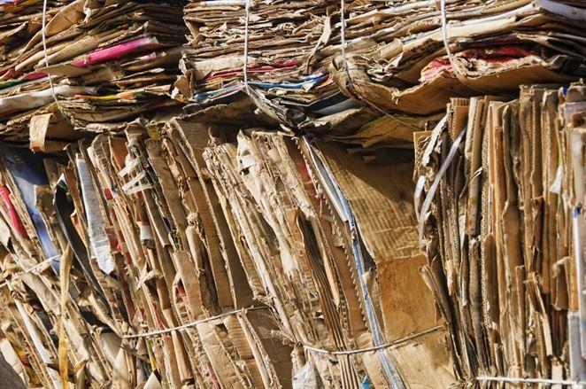 Oznámenie o zbere alebo výkupe odpadu