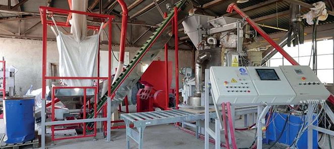 Recyklácia plastového odpadu: firma ponúka technológiu na výrobu polymérneho betónu