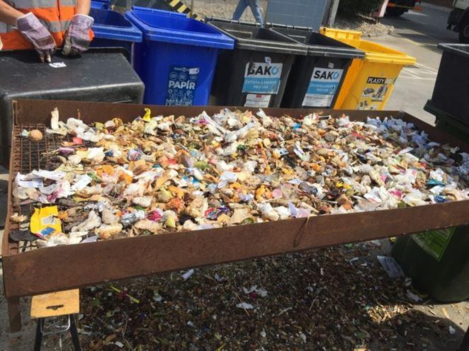 potravinový odpad