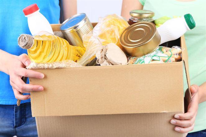 Pre darované potraviny po záruke sa zatiaľ registrovalo šesť charitatívnych organizácií