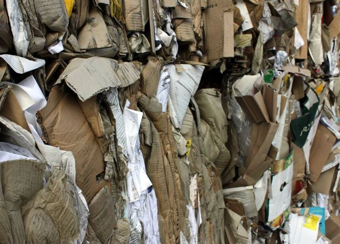 papier odpad