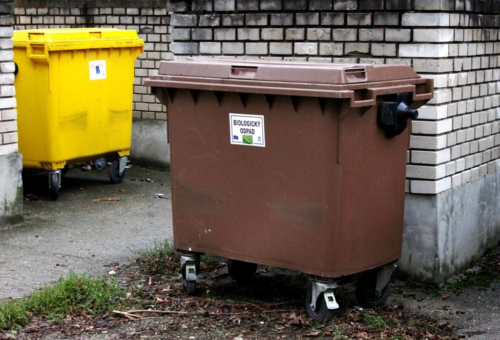 Spoločný zber bioodpadu je výhodný pre kompostárne s hygienizáciou