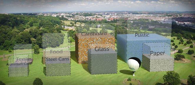 Bristol za jeden mesiac enormne zvýšil mieru triedenia potravinového odpadu