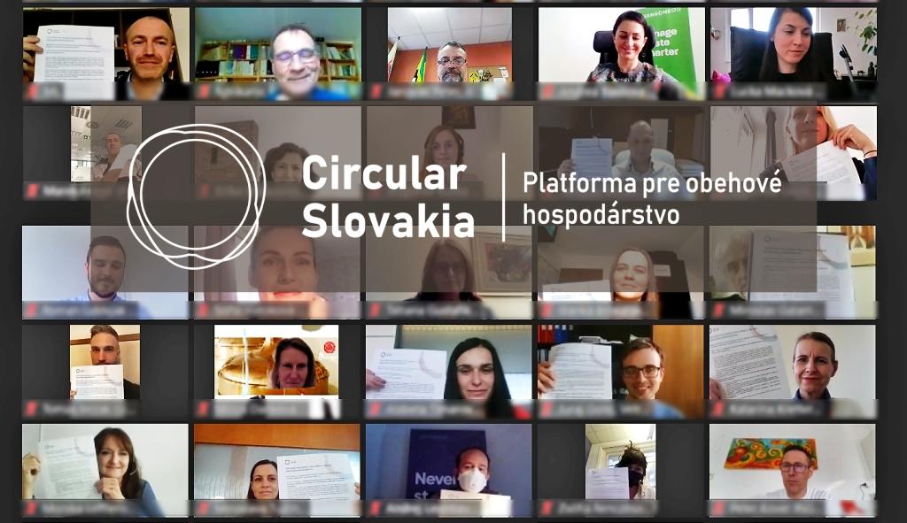 Platforma pre obehové hospodárstvo Circular Slovakia má už 50 členov. Pozrite si, kto sa pridal