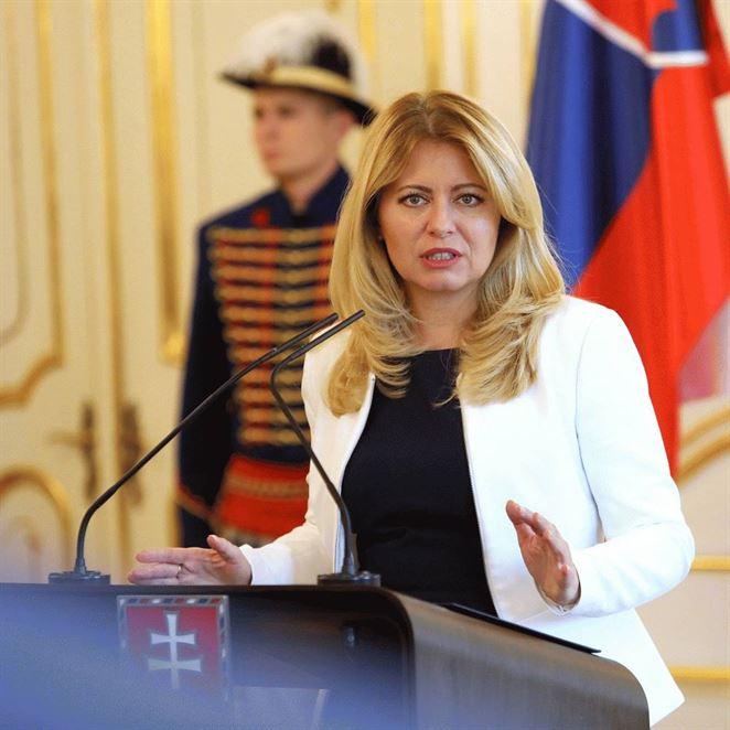 Prezidentka Čaputová podpísala zákon o zálohovaní nápojových obalov