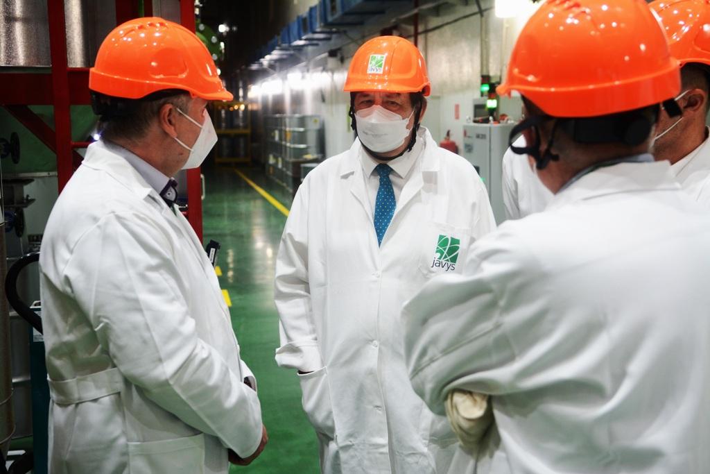 Budaj a Sulík spoločne navštívili spaľovne rádioaktívneho odpadu