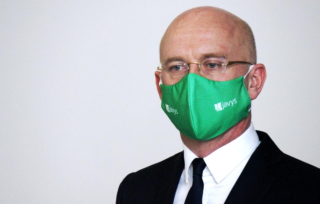 Šéf JAVYS Pavol Štuller: Spaľovanie rádioaktívneho odpadu je high-tech, patríme k špičke (VIDEO)