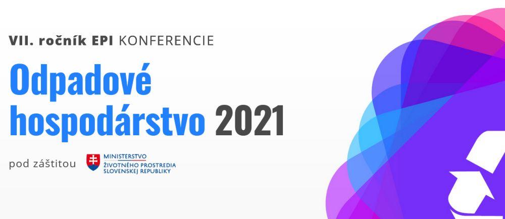 Pozvánka na konferenciu: Odpadové hospodárstvo 2021