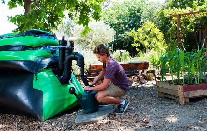 HomeBiogas premení bioodpad z kuchyne na plyn na varenie