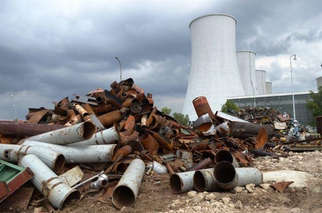 Z vyradených blokov v Jaslovských Bohuniciach vlani zhodnotili 1250 ton surovín