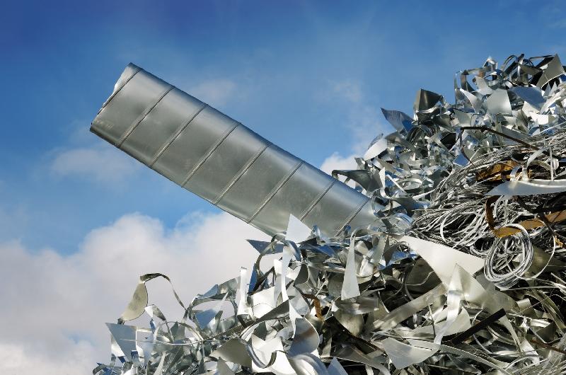 Zmeny vnovom zákone oodpadoch pre kovový odpad