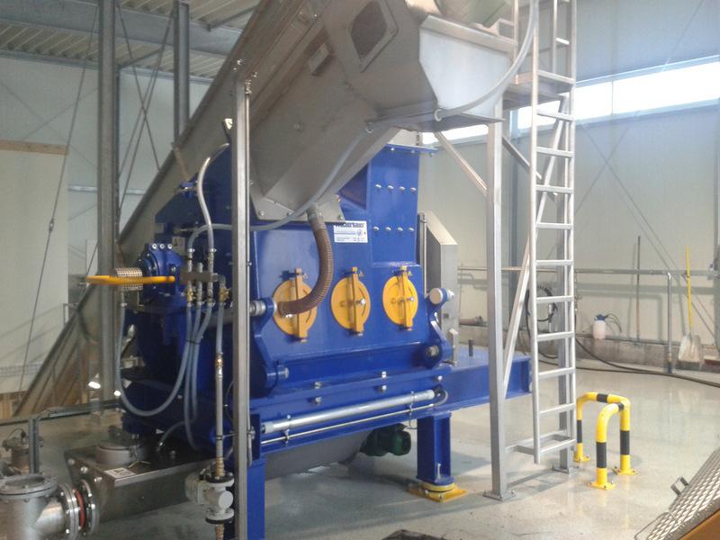 Kuchynský odpad pre bioplyn
