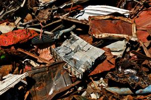 SIŽP v odpadoch v roku 2012: Inšpektori uložili pokuty za 82 000 eur