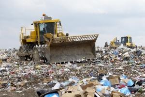 Ceny za skládkovanie odpadov v USA