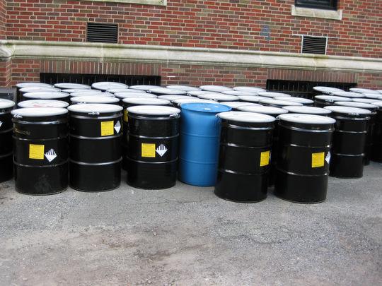 V roku 2013 vydalo ministerstvo povolenia na vývoz takmer 120 tisíc ton odpadov