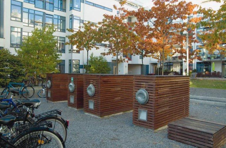 Vákuový systém zberu komunálneho odpadu existuje vo viacerých mestách Európy