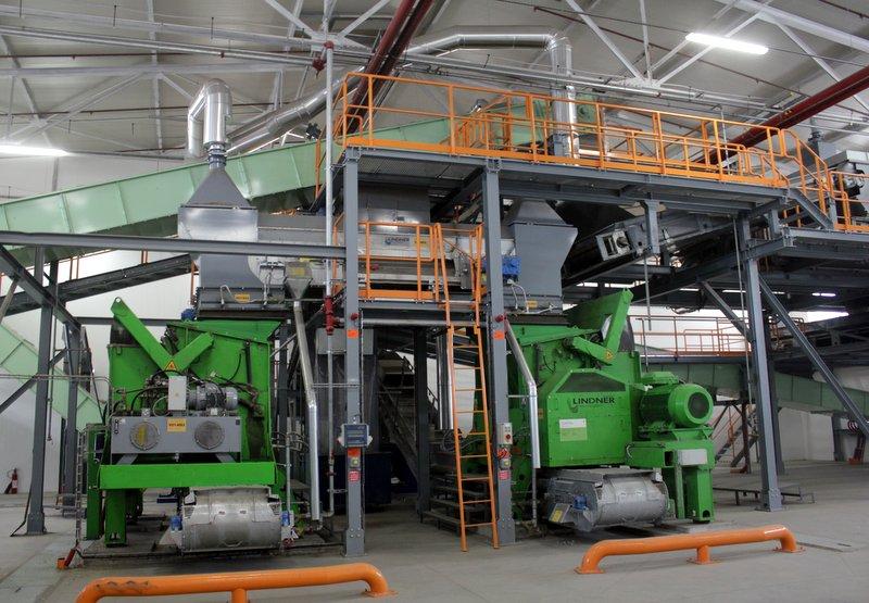 V ecorec pripravujú alternatívne palivo z odpadu