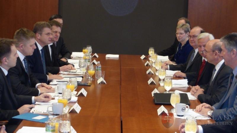 Memorandum o porozumení medzi vládou a U.S.Steel