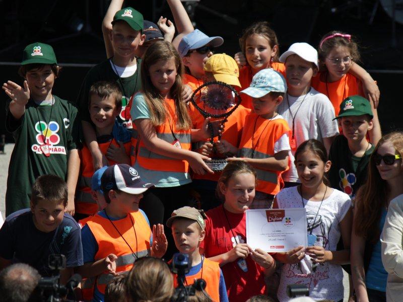 Finále Olompiády 2012 vyvrcholil nultý ročník súťaže