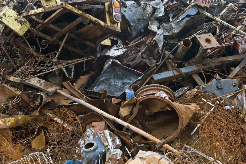 Kovové odpady na Slovensku