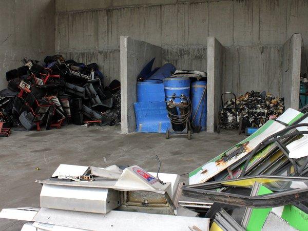 Spracovatelia odpadov