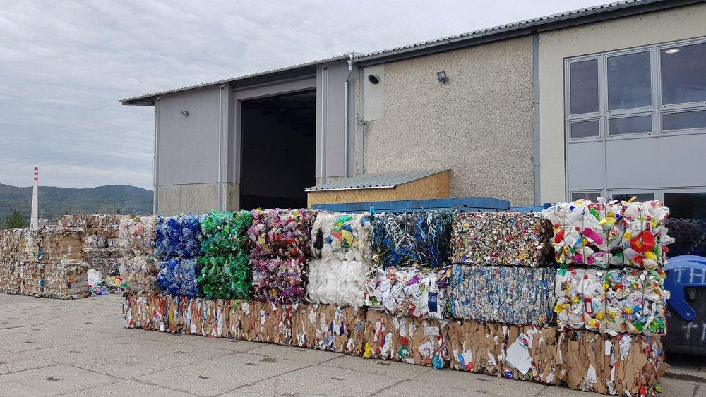 Marius Pedersen odpady